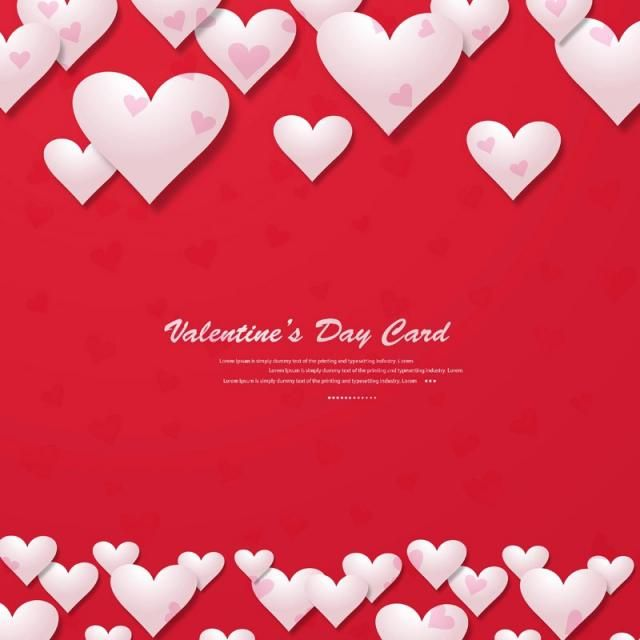Valentine Day Background Heart Love Banner Card Sale Poster Layout Label Valentine S Day Greeting Cards Valentines Day Greetings Valentine Background