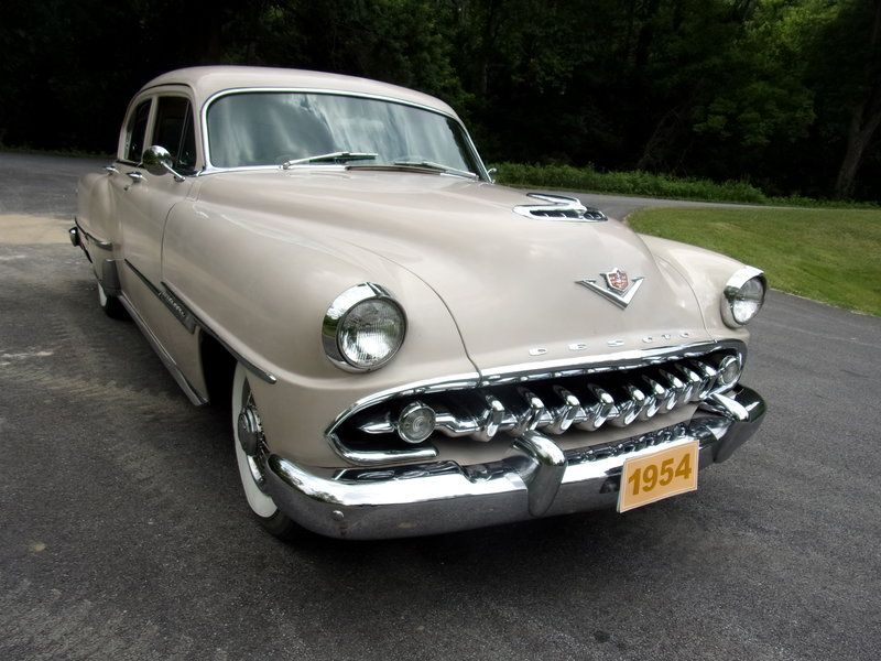 1954 De Soto Firedome 8 for sale by Owner - Ellicott City, MD ...