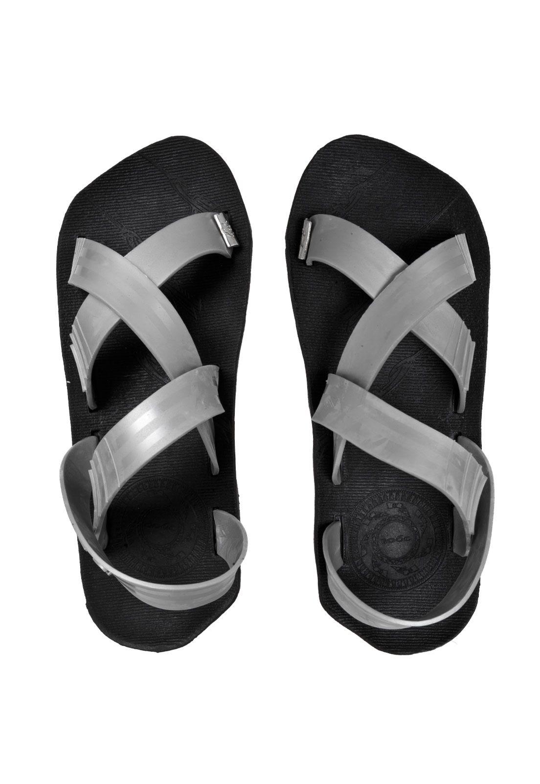 29161c373c6f8 Papete Gooc Geocasp Cinza - Compre Agora   Dafiti   Men s Sandals