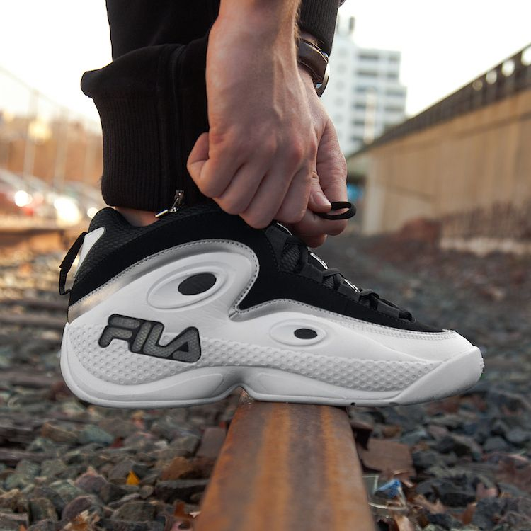 FILA 97 Black Out Release Date | Classic sneakers, Sneakers