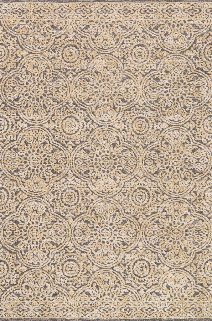 Lotus Mink Gold Rug The Lotus Collection Combines The