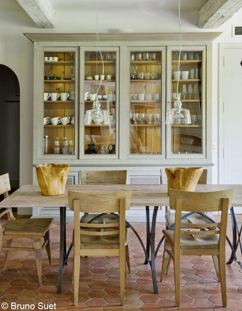 Superieur Salle à Manger Du0027une Maison En Provence   Fin Du0027été En Provence