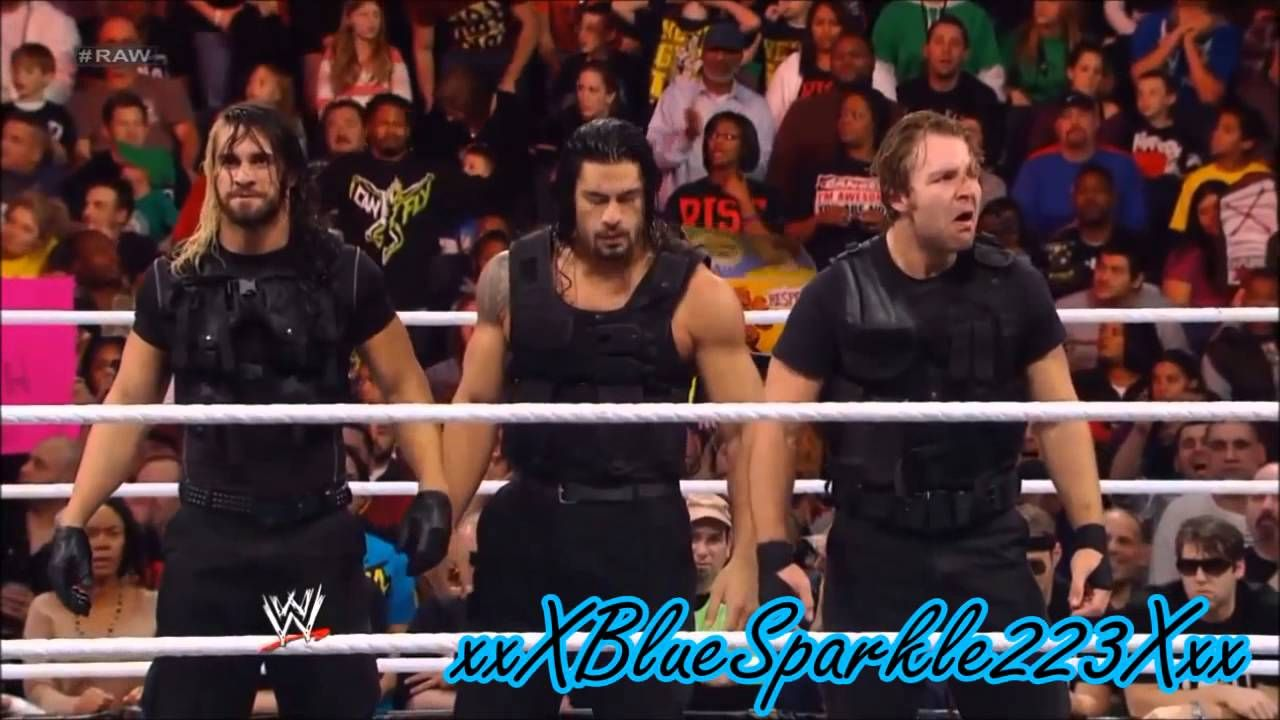 Wwe the shield radioactive dating