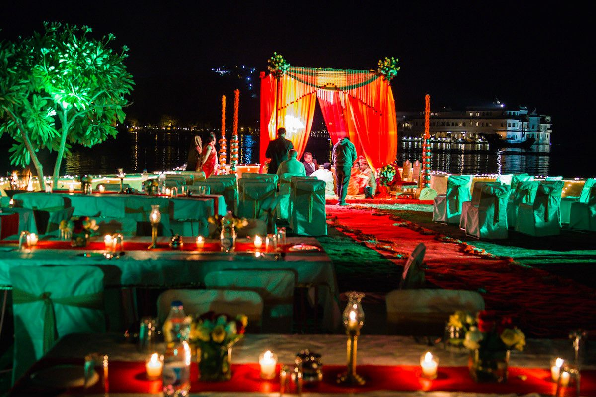 Wedding at Raas Leela, Udaipur Destination wedding