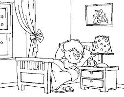 Bildergebnis für camera da letto disegni da colorare ...