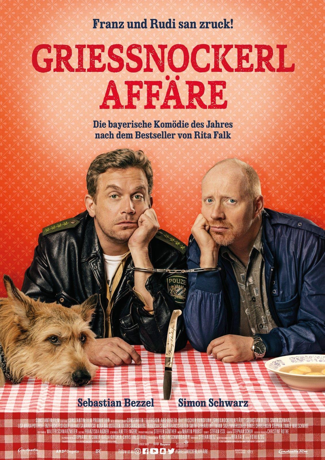 Grießnockerlaffäre ein Film von Ed Herzog mit Sebastian