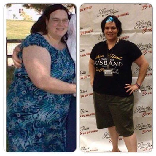 Another Skinny Fiber Update! Char has lost more than 60 pounds on Skinny Fiber!!!! She looks amazing!!! You can too!  You will love Skinny Fiber -you can order here! www.tbusch.SBCRotator.com