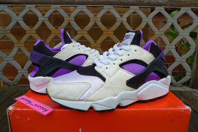 Nike Air Huarache LE 'Purple Punch' ('91). by gooey_wooey,