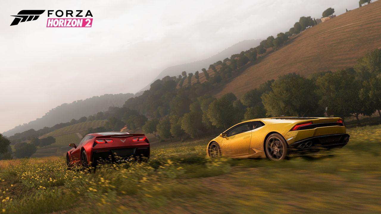 E3 2014 Forza Horizon 2 Revs Up For An Xbox One Open World Road Trip To Remember Forza Horizon Forza Xbox Live