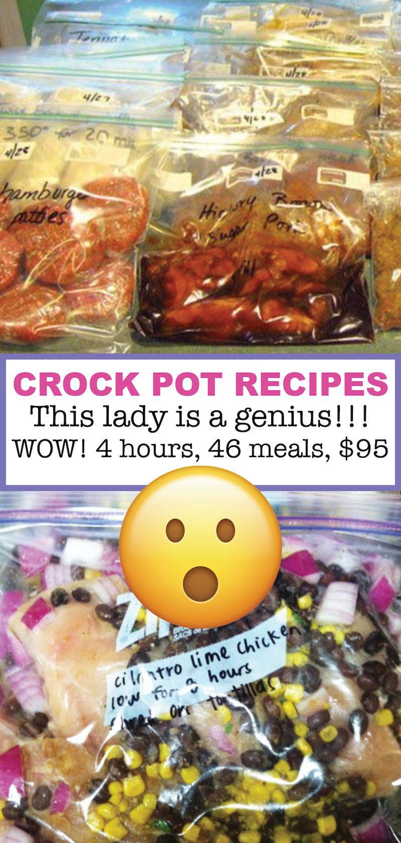 20 Dump and Go Recipes