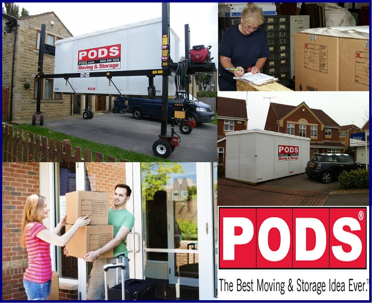 Uk Pods Offers A Wide Selection Of Removal Moving And Packaging Services Whether Someone Is Looking To Put Items Into Storage Or Prepare For Large Move