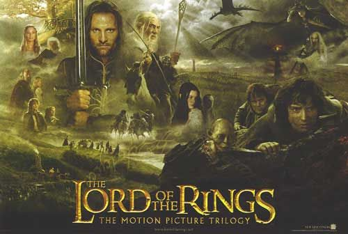 Lord Of The Rings The Return Of The King Poster My