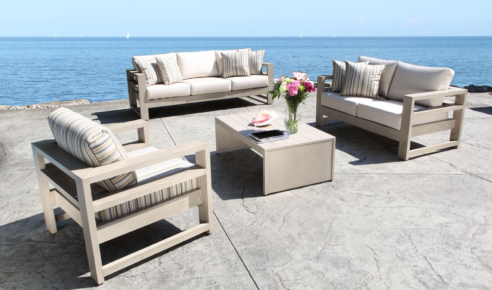 Cabana coast aura collection on sale now outdoor for Outdoor cabana furniture