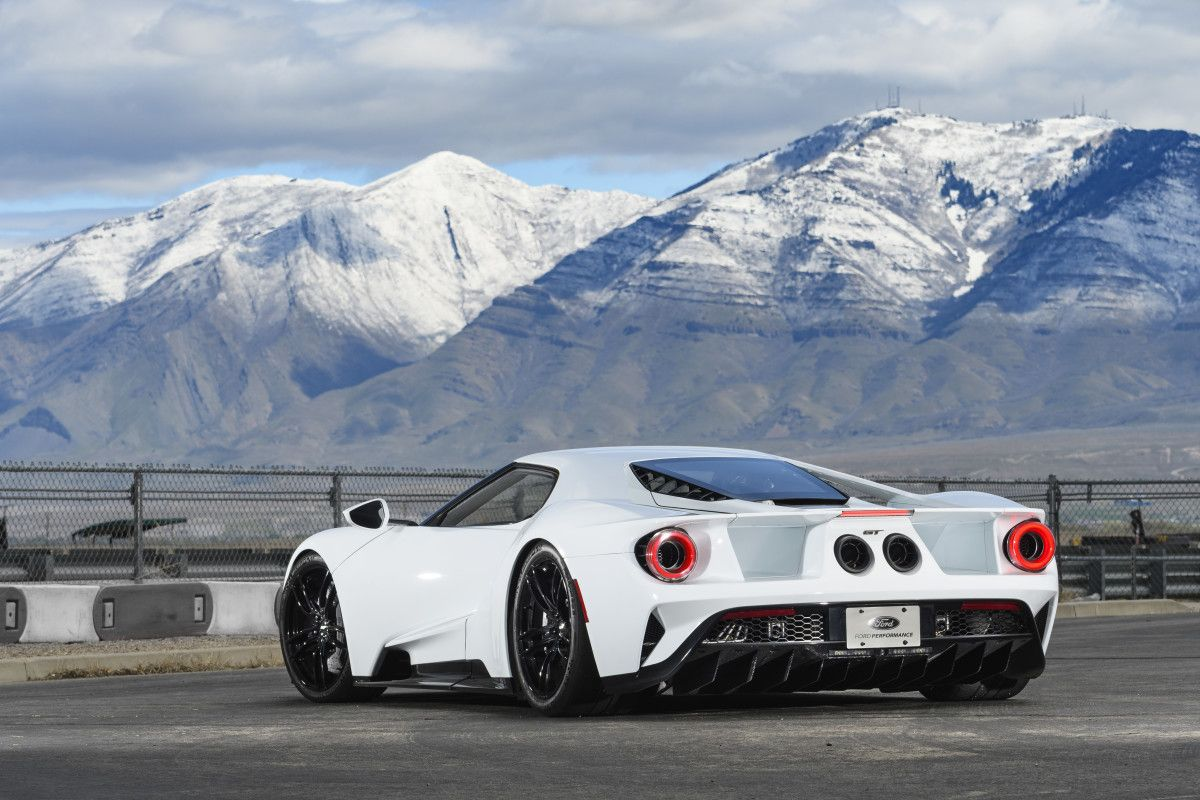 Check Out These Incredible Photos of the 400,000 Ford GT