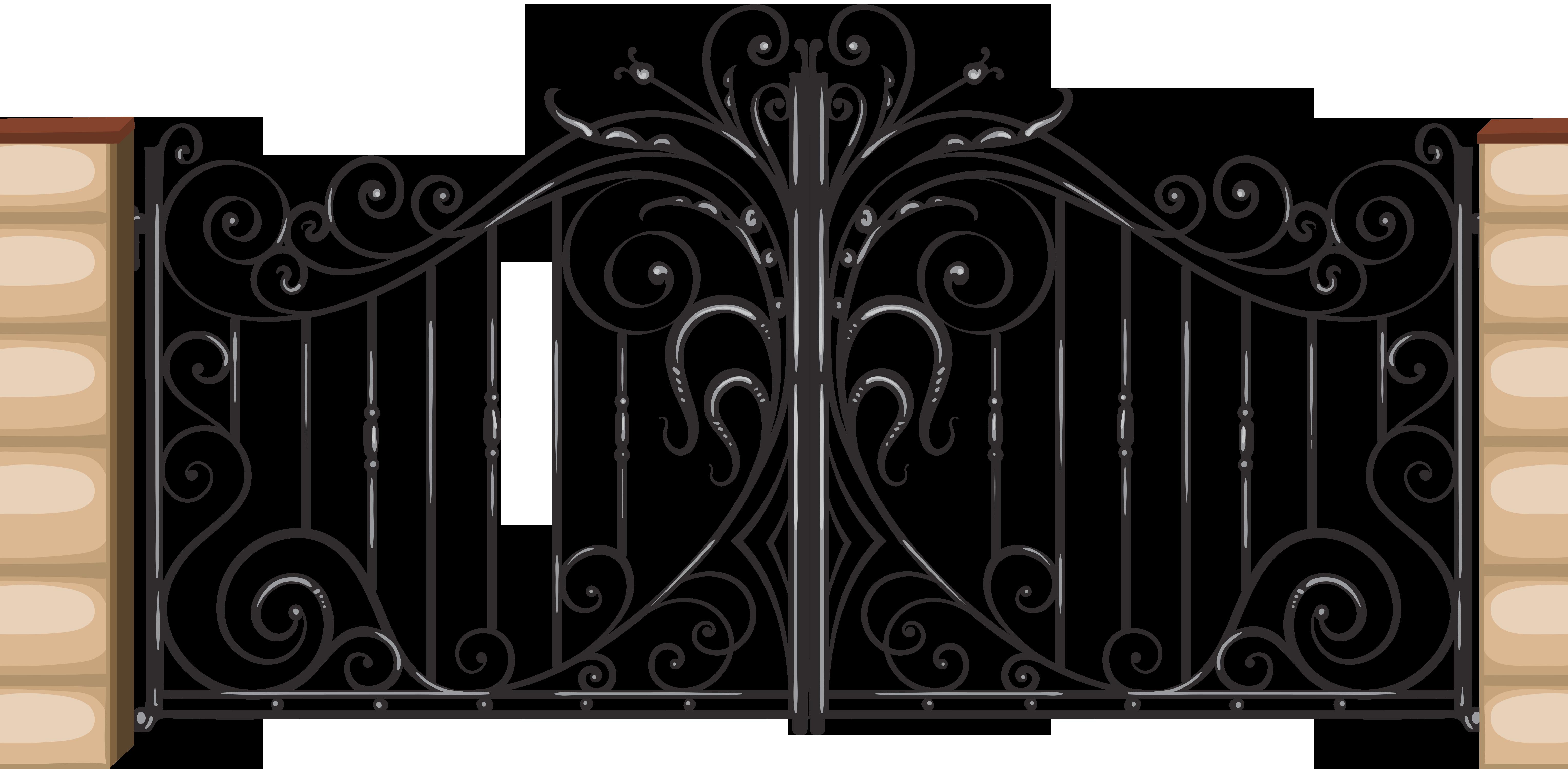 Pin By Wahyu Ida On Wall Backgrounds Decorative Elements Wrought Iron Driveway Gates Iron Gate Design Metal Gates Design