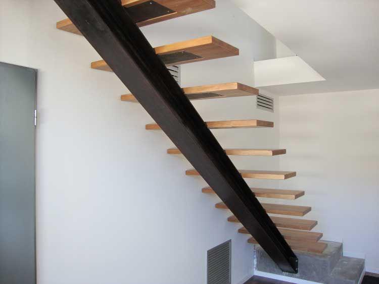 escalier bois fer Recherche Google Idee escalier Pinterest Escalier bois, Escaliers et  # Escalier Bois Et Fer