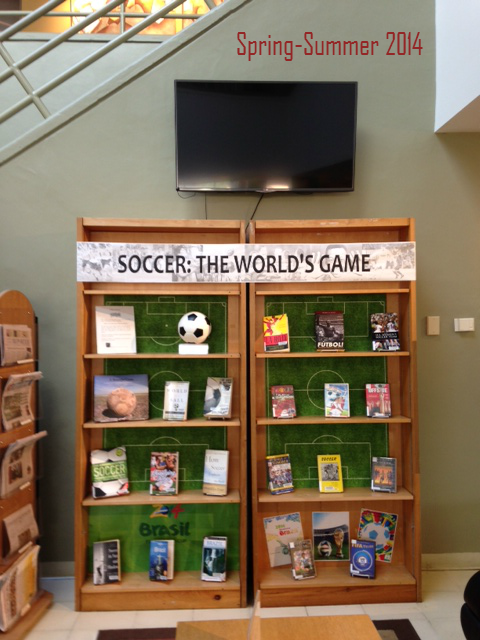 Soccer The Worlds Game Summer 2014