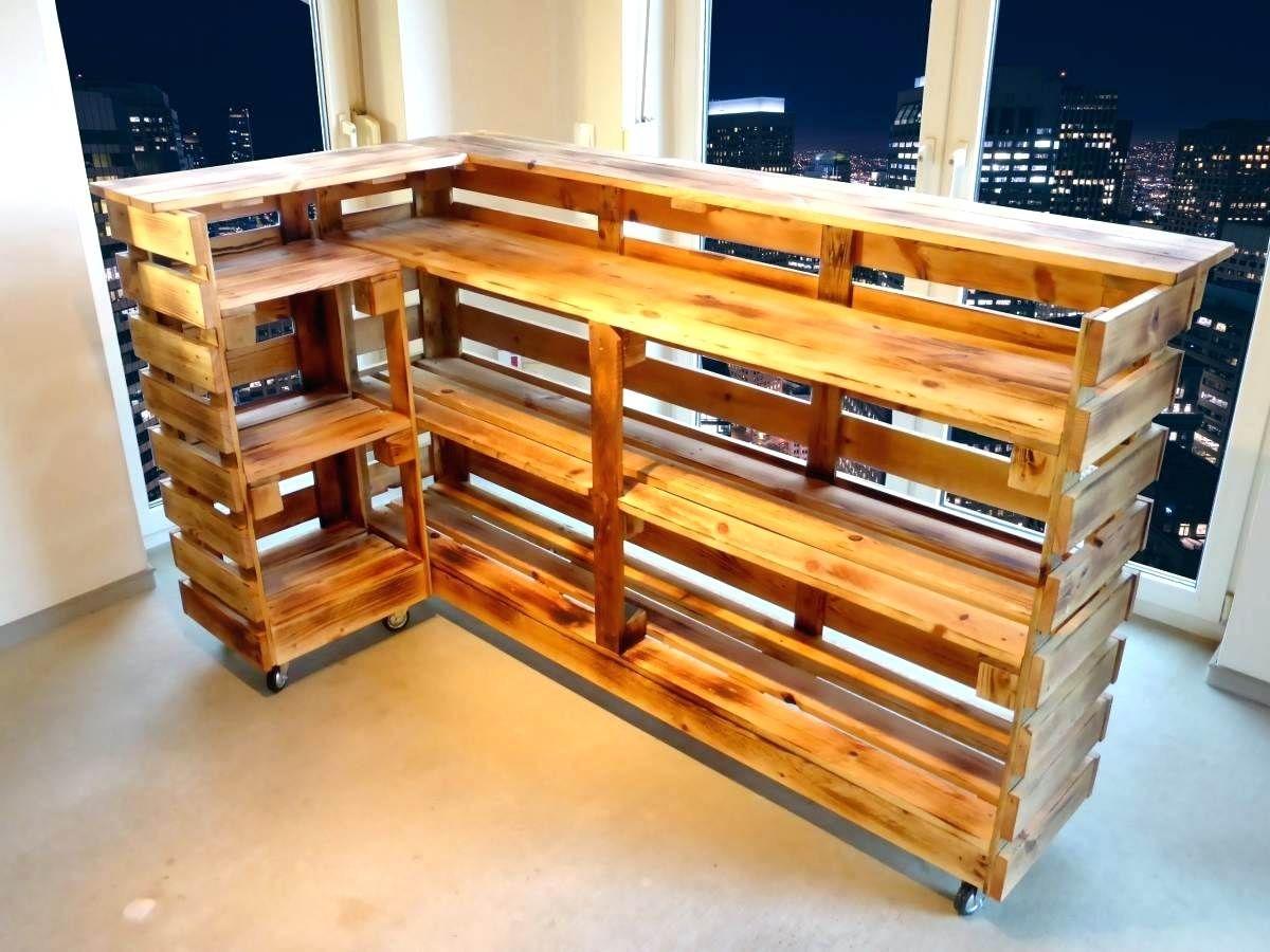 Bartresen Mobel Kaufen Tresen Aus Paletten Wohndesign Und Mabel Ideen 5  Einfache Schritte Wie Sie Selber