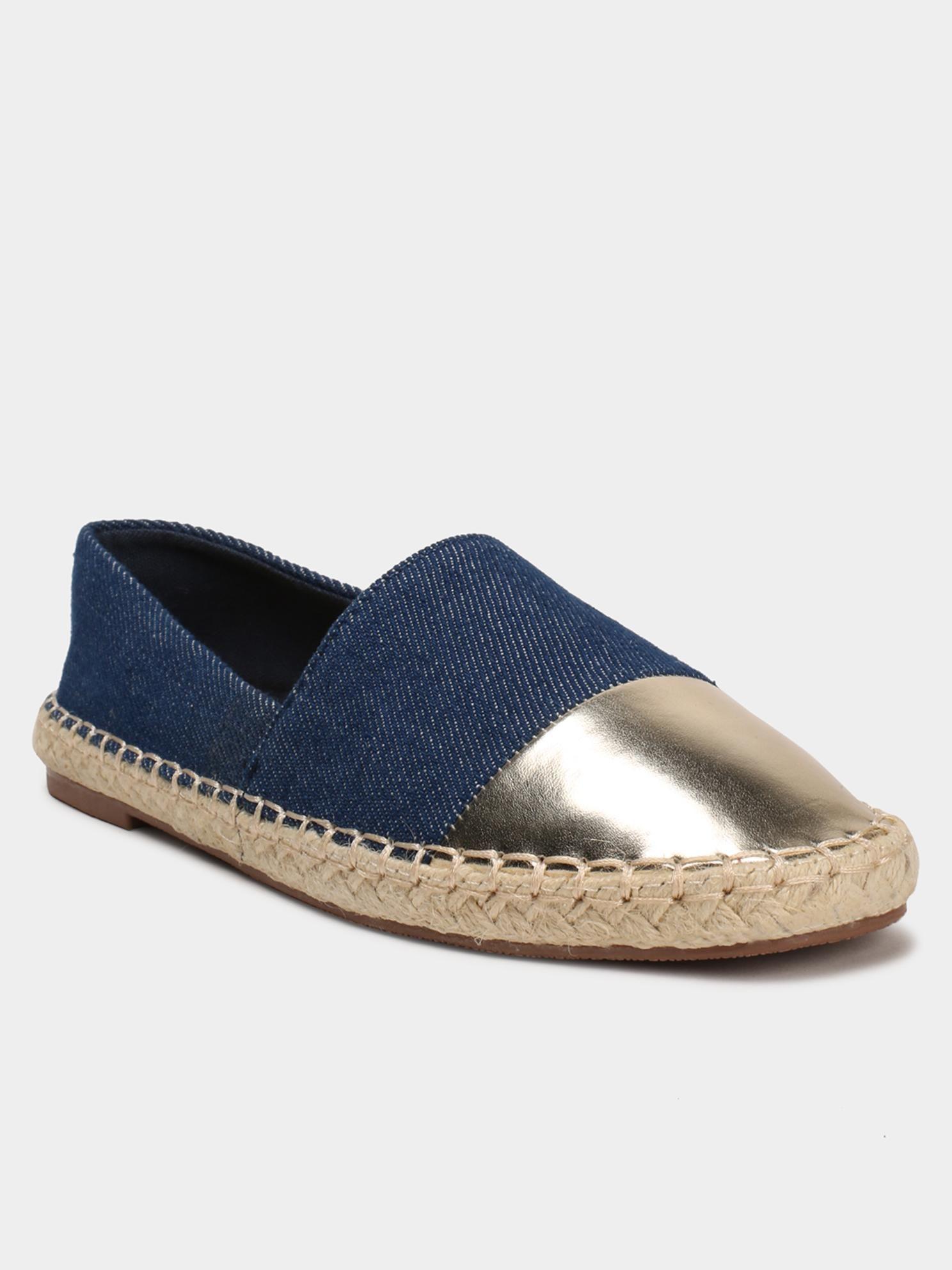 c066469fb5b abof Women Blue Espadrilles | #FootGear | Blue espadrilles ...