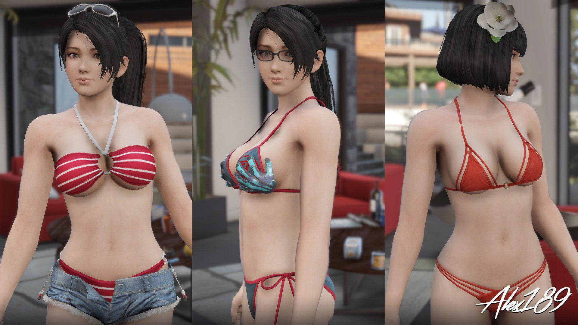 Momiji Bikini Mod Gta V Download Link And Videos -6209