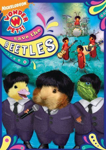 Wonder Pets Save The Beetles Dvd Danica Lee Http Www Amazon Com Dp B000wqwpt6 Ref Cm Sw R Pi Dp W Njrb11rd4z6 Wonder Pets Childrens Music Pets