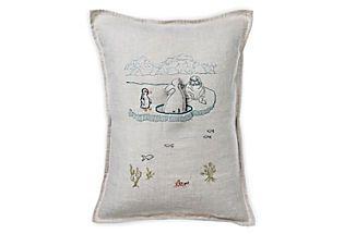 Glacier Pocket Pillow