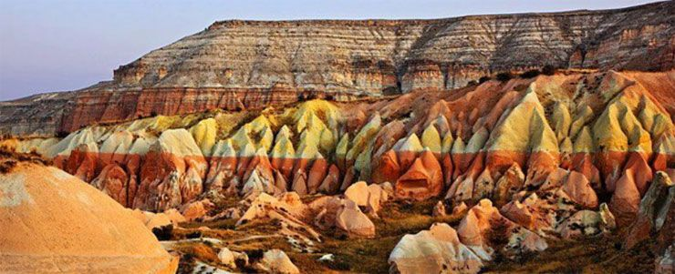 Rose Valley, Cappadocia | Landscape, National parks, Cappadocia