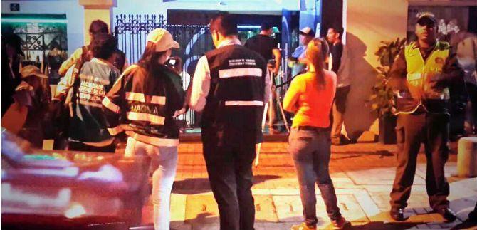 Autoridades realizaron control de ruido y funcionamiento a establecimientos nocturnos de Cali