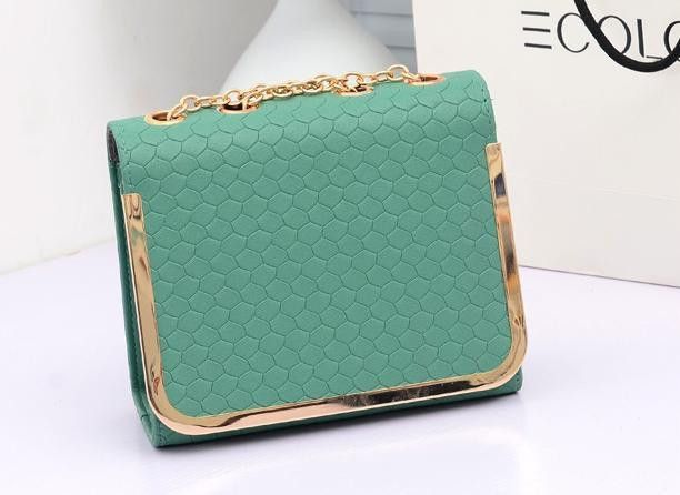 Women's handbag small messenger bag vintage candy color shaping women's handbag bag messenger bag