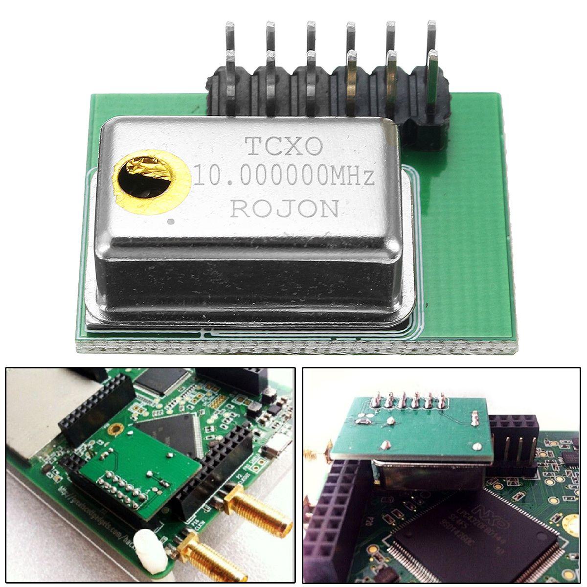 External TCXO Clock Module PPM 0 1 For HackRF One GPS