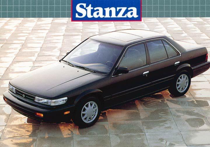 1991 Nissan Stanza