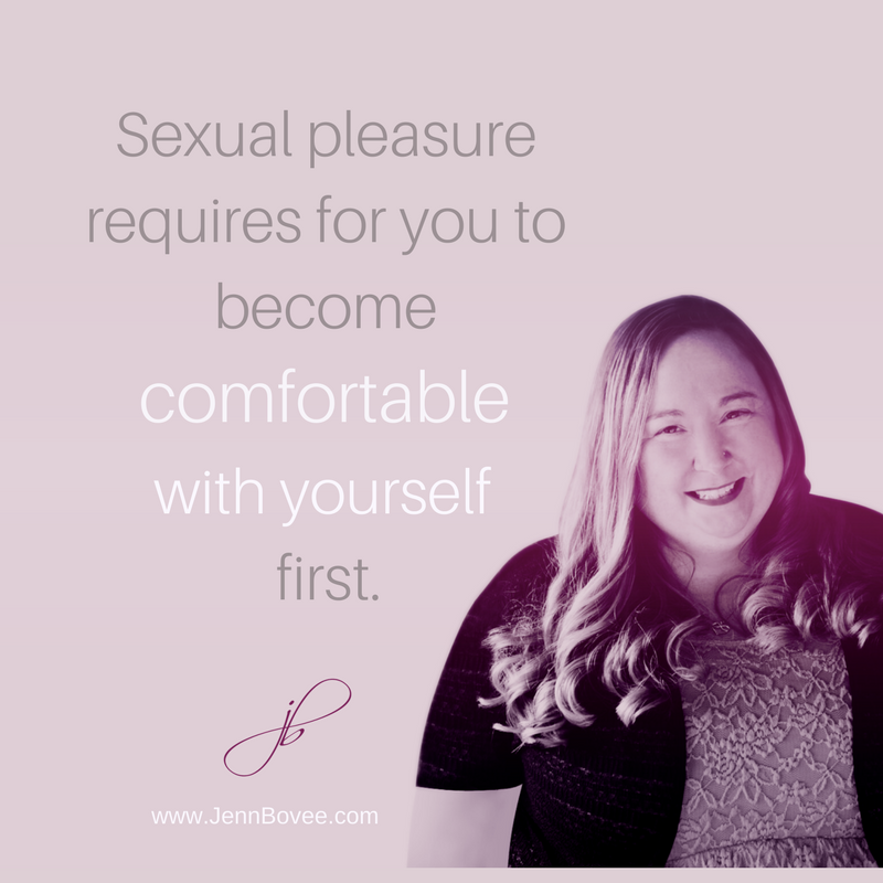 How to become more comfortable with your sexuality
