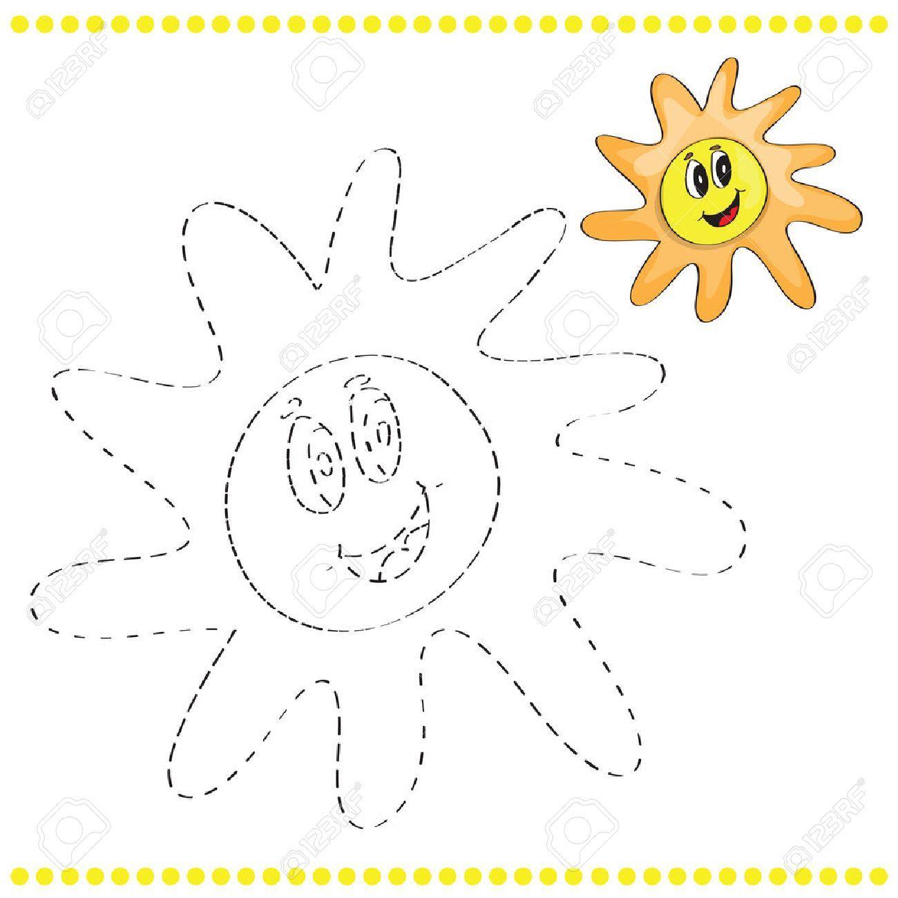 stock photo dibujos de puntos tutoriales de dibujo para