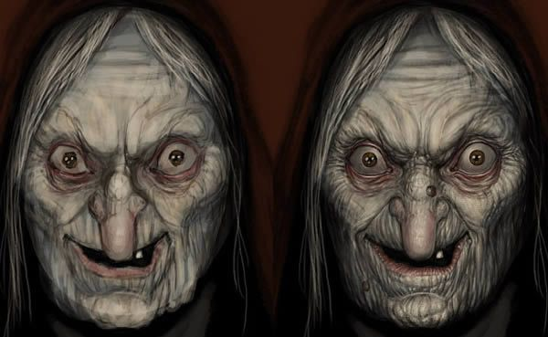 witch face - Google Search | Witch face, Witch, Face drawing