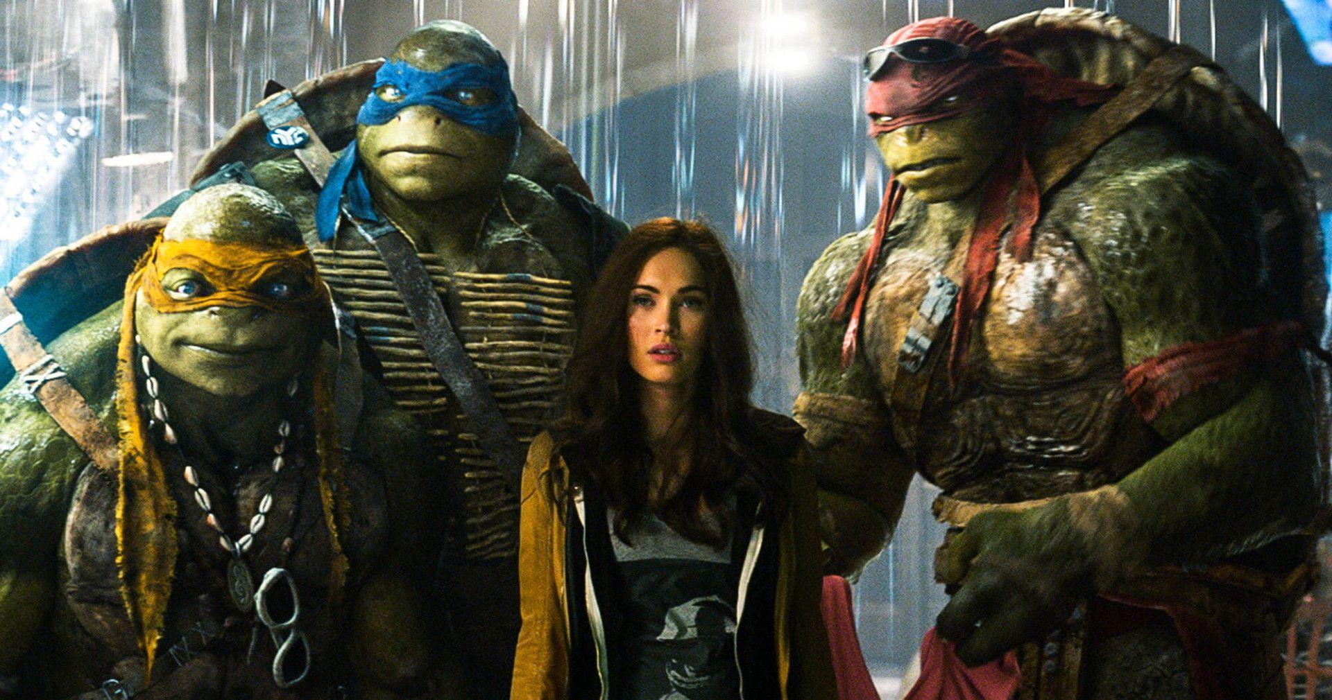 تريلر جديد أكثر إثارة لفيلم سلاحف النينجا 2 سينماتوغراف Ninja Turtles Movie Ninja Turtles 2014 Funny Pictures