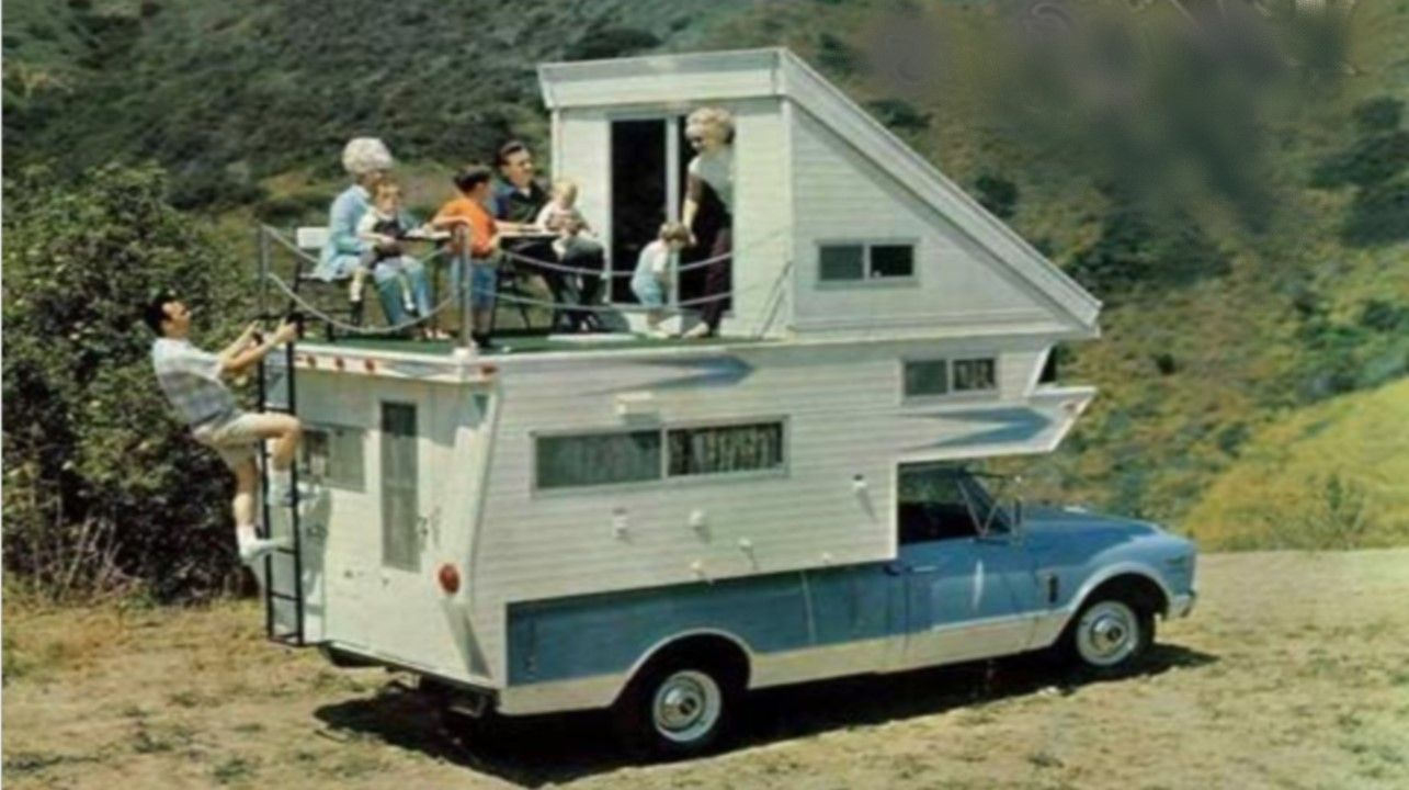 10 Retro Motorhomes Groovy Caravans 60 S And 70 S Top Picks