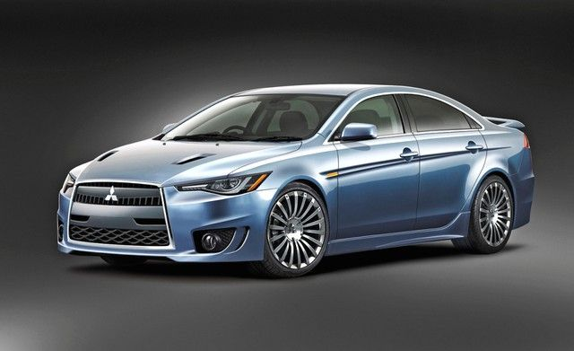 2017 Mitsubishi Galant Release Date Automotive Latest Car Review