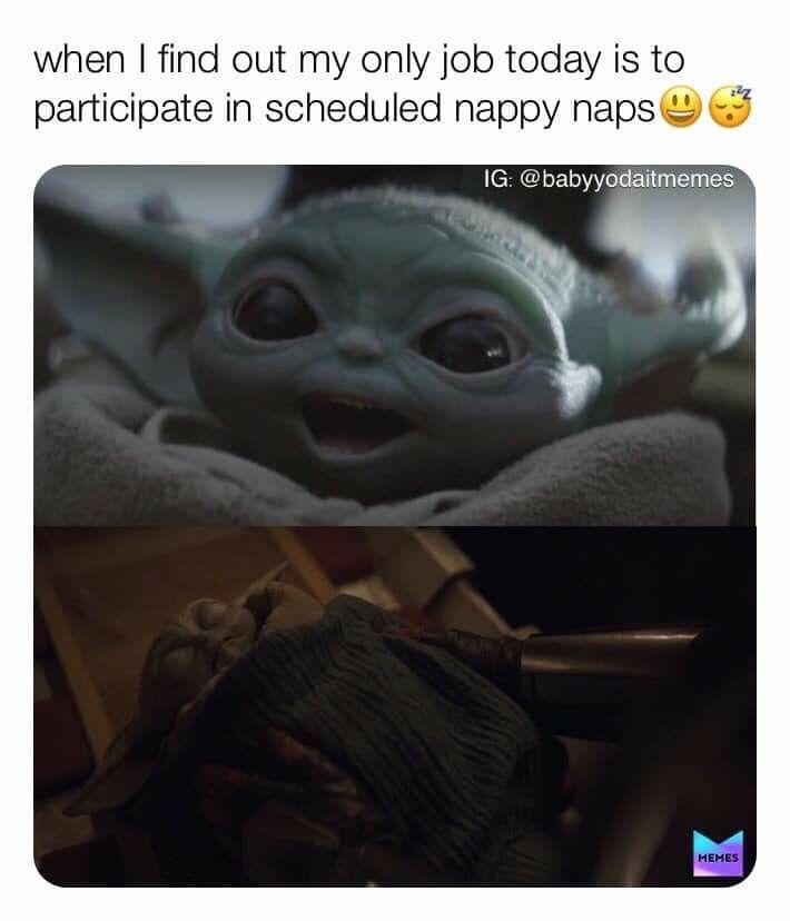 Pin By Heather Henderson On Memetrends Yoda Funny Yoda Meme Cute Memes