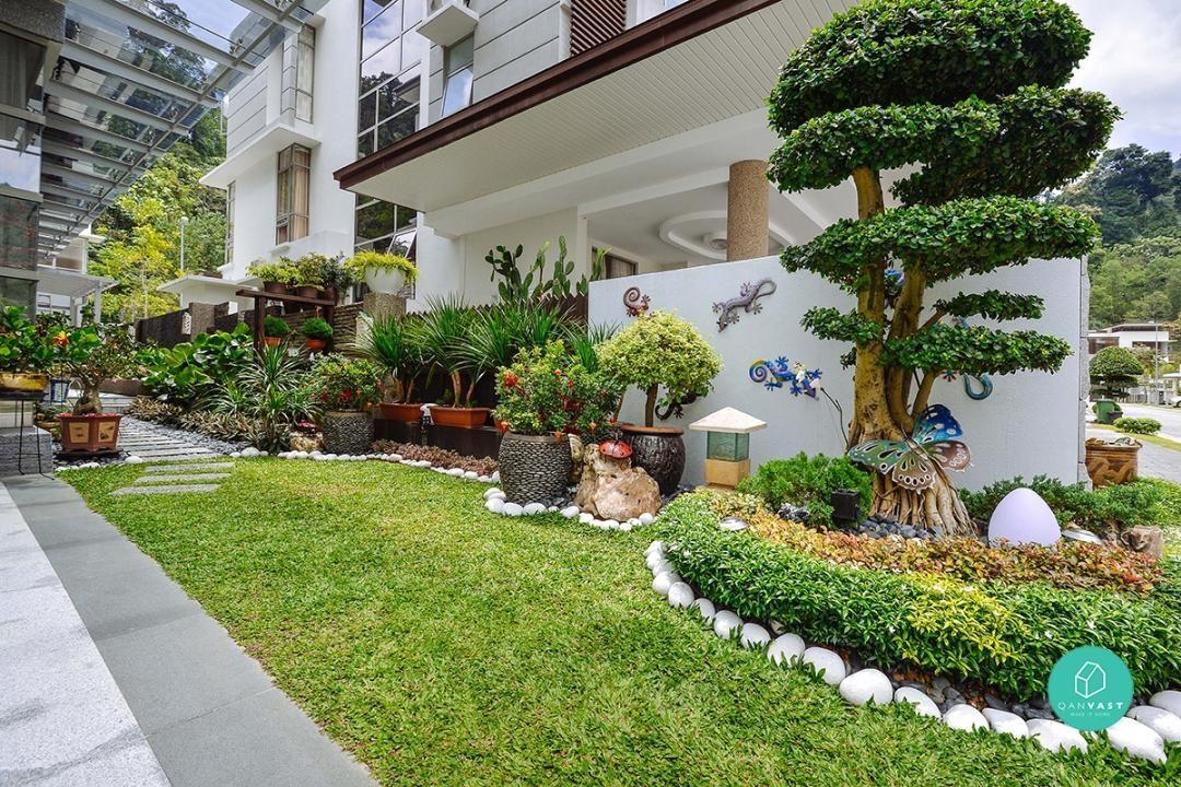 Designer Spotlight Icon Factory Garden Landscape Design House Landscape Garden Design Plans