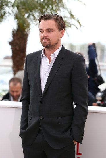 Leonardo DiCaprio at The Great Gatsby Photocall in Cannes stop it sexy