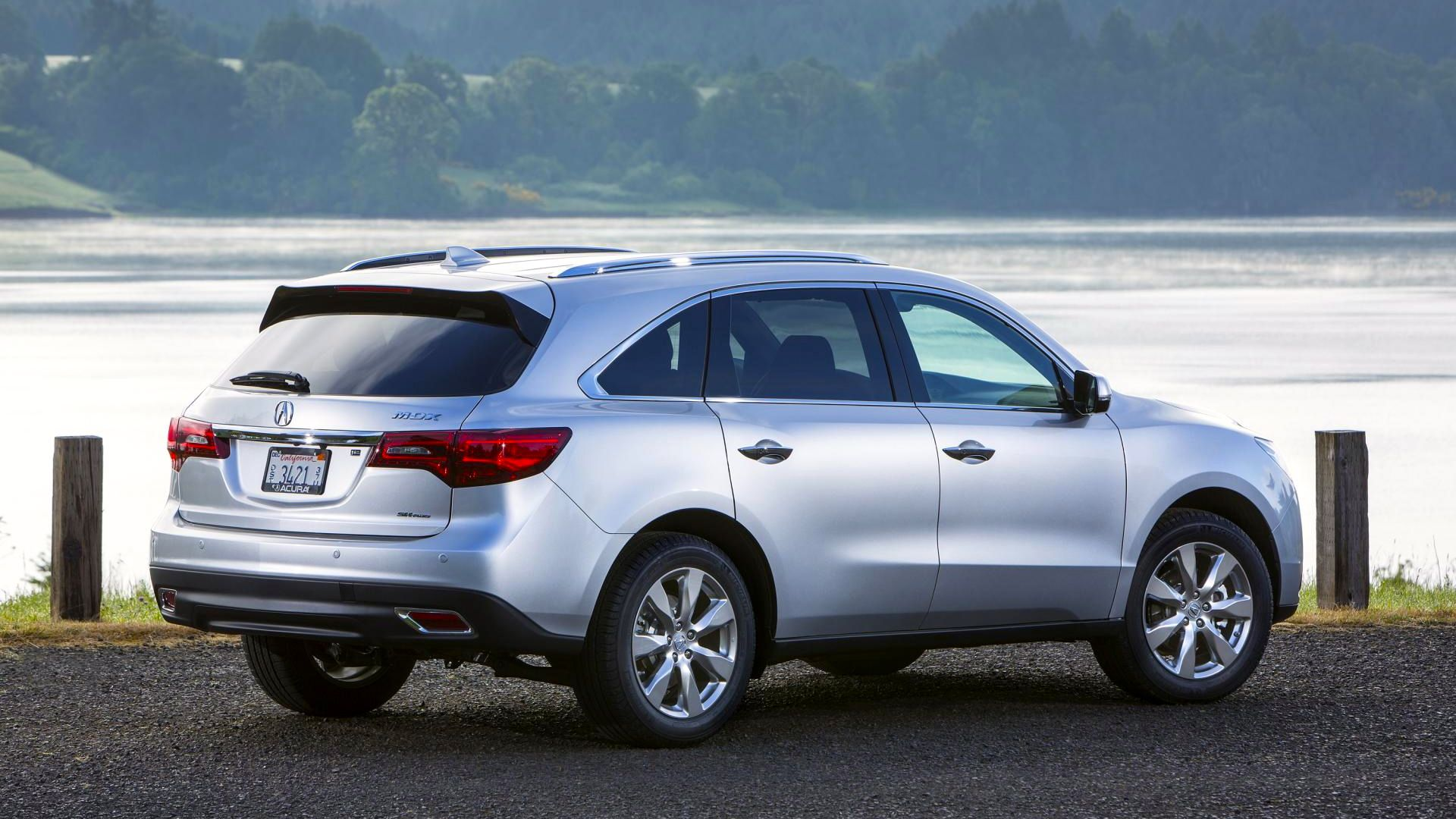 The 2014 Acura Mdx Acura Suv Acura Mdx Car Pictures