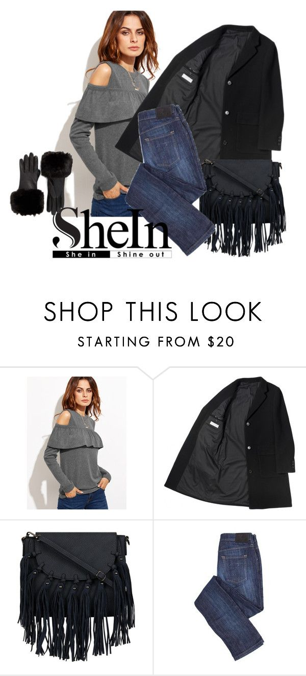 """SheIn"" by midnightstars12 ❤ liked on Polyvore featuring Ted Baker"