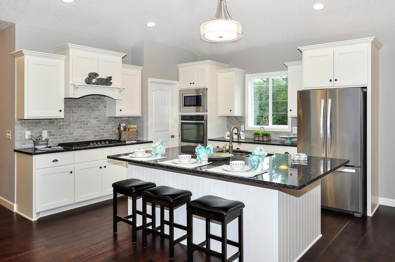Kitchen Photo Gallery | Custom Homes in Minneapolis MN | Capstone ...