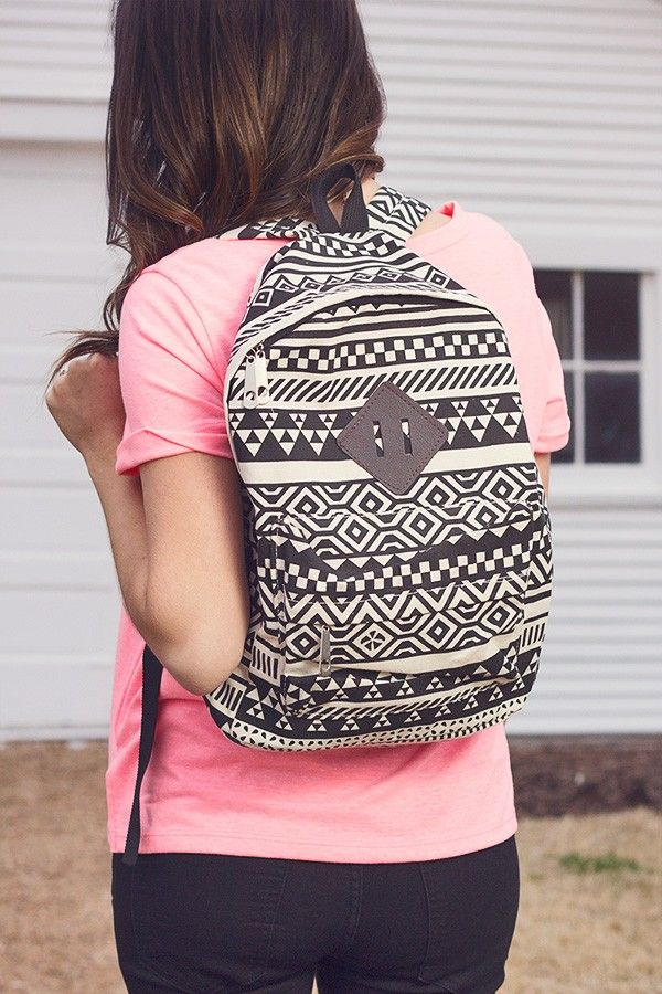 Geometric Backpack get 10% off your first purchase http://www.modernego.com/?r=5266 direct link in my bio