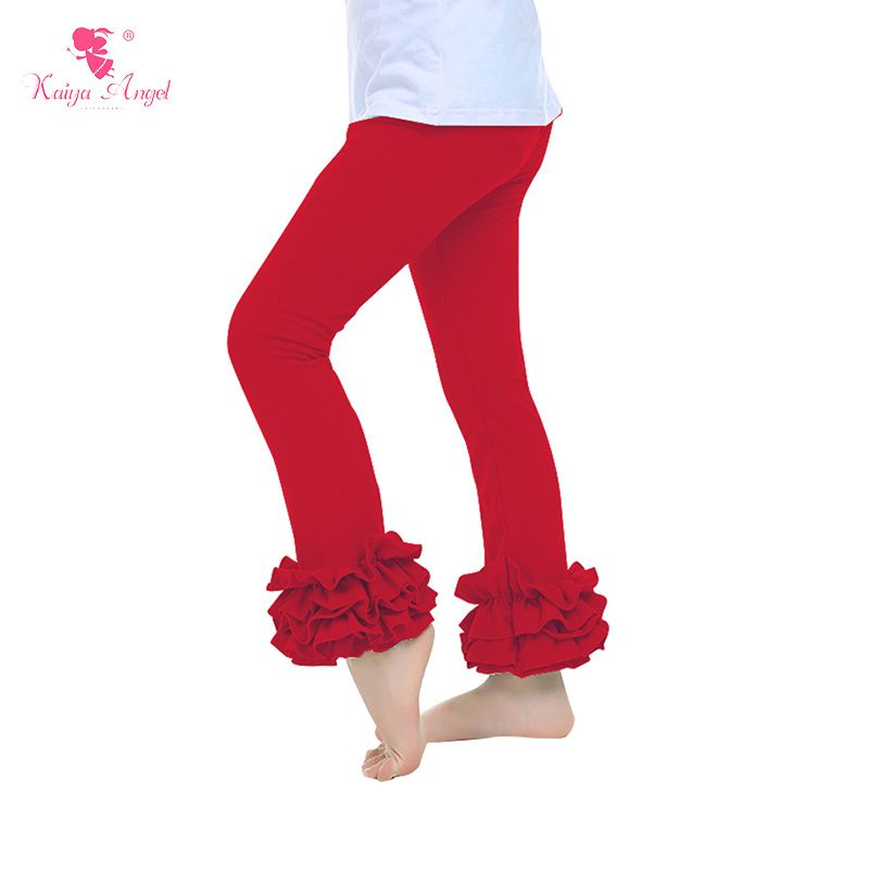8982a39f2c730 Cheap kids leggings, Buy Quality girls leggings directly from China kids  pants Suppliers: Toddlers Child Baby Kids Girls Ruffle Leggings With 3  Ruffled 2015 ...