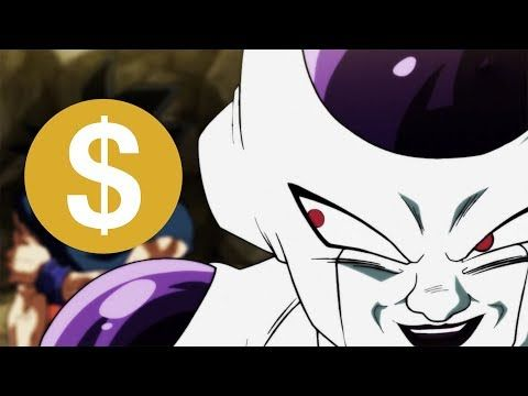 Dragon Ball Super Videos Demonetization Problem THIS NEEDS TO BE FIXED