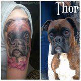 Tatuaje Boxer Tattoo Boxer Mundoboxernet Pinterest Tatuajes