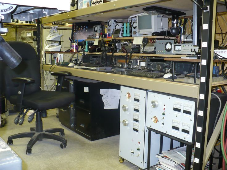 Fantastic Image Result For Amateur Radio Furniture Home Decor Ham Home Interior And Landscaping Eliaenasavecom