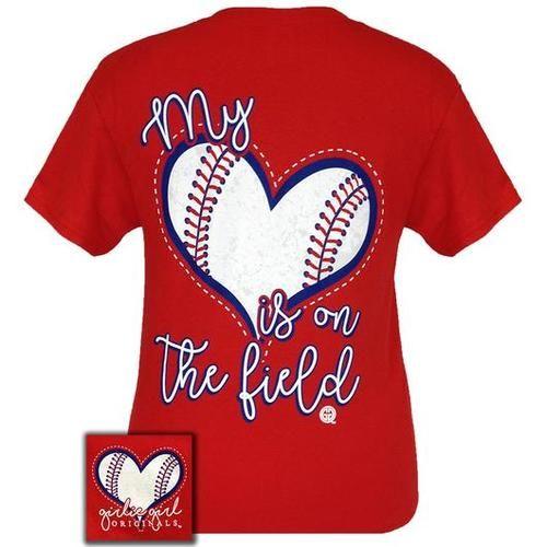 Personalized Baseball Softball Pattern on Pink Sleeve For ...  |Girly Baseball Player