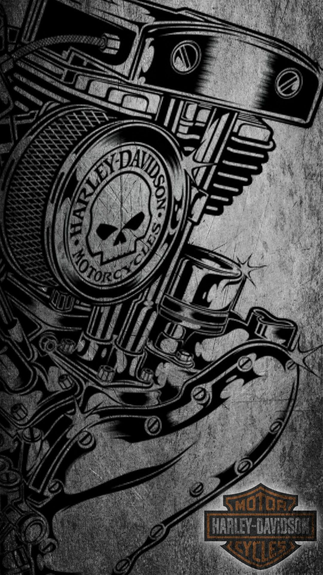 Pin By Ada Meeks On Wallpapers For My Phone Harley Davidson